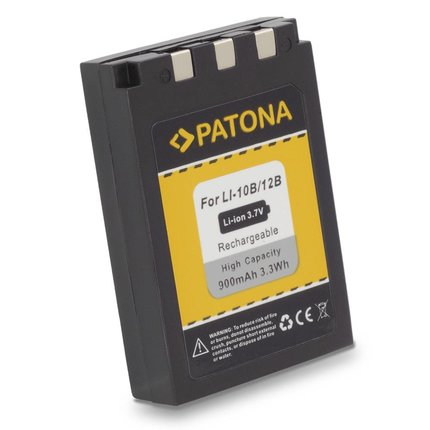 Patona Battery Olympus LI10B LI12B - 1029