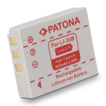Patona Accu Olympus Li30b - 1030