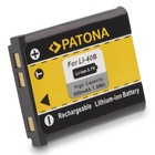 Patona Replacement Battery for Olympus Li40B Li42B Li-40B Li-42B for OLYMPUS IR-300 FE-5500-1031