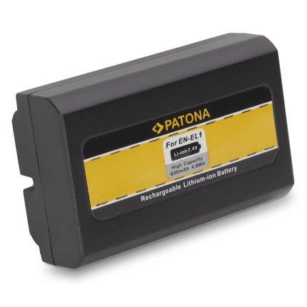 Patona Replacement Battery EN-EL1 Nikon Coolpix 995 4800 4500 5400 8700 - 1033