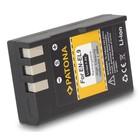 Patona Accu Nikon EN-EL9 ENEL9 Nikon D40 D40 x D60 D5000