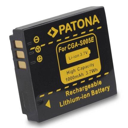 Patona Accu DMW-BCC12 Panasonic - 1041