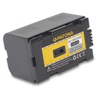 Patona Battery for PANASONIC CGR-D220 CGR-D16 NV-Serie