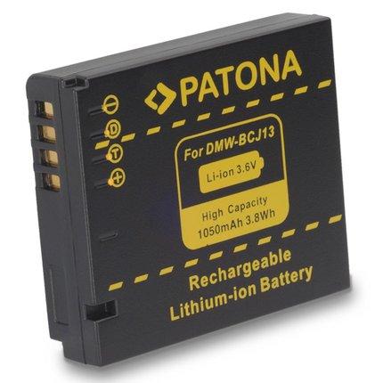 Patona Accu BCJ13 DMW-BCJ13 Panasonic - 1099