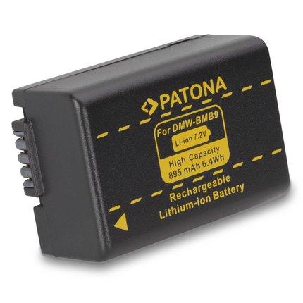 Patona Accu DMW-BMB9 Panasonic - 1092