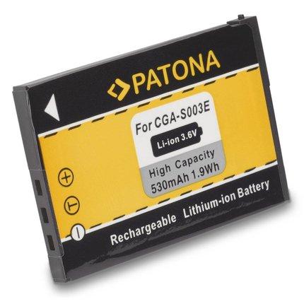Patona Accu CGA-S003E Panasonic - 1149