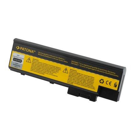 Patona Acer 2300/1680, SQU-401 422, 4400mAh , 14.8V, 8cells