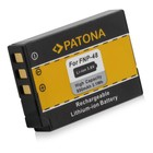 Patona Batteries Fuji Film QX1 Fuji NP-48 Fujifilm NP48