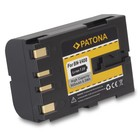 Patona Battery f. JVC BN-V408 310 200AC GR-DVL1170 228AC 238AC 23AC 30AC 310U