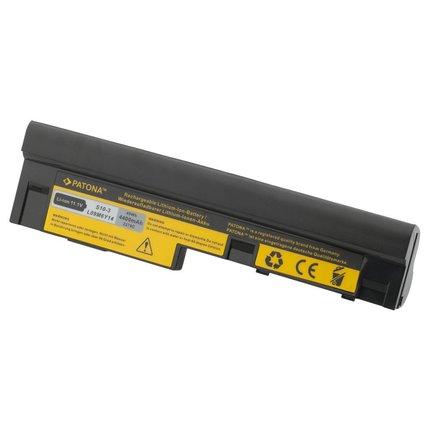 Patona Battery IBM Lenovo IdeaPad S10-3 S10-3s U160 U165 white, 4400mAh, 11.1V, 6cells