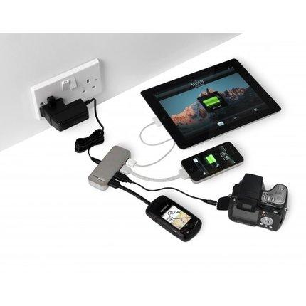 Powertraveller Spidermonkey - 4X USB Hub