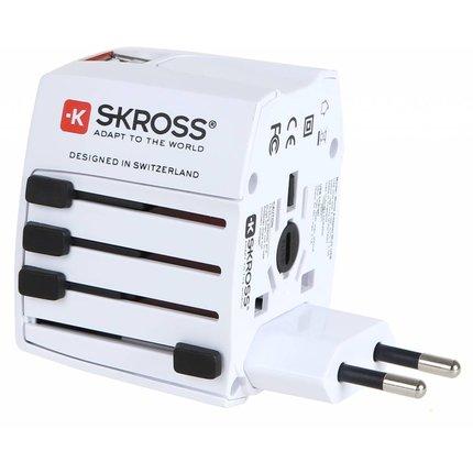 S-KROSS wereldstekkers World Adapter MUV USB