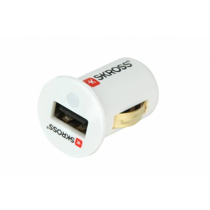 S-KROSS wereldstekkers SKROSS USB Midget car charger autolader