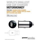 Powertraveller Motormonkey USB-autolader