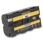 Patona Accu Sony NP-F550 F330 F530 F750 F930 F920 F550, CCD-SC