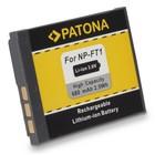 Patona Battery SONY CYBER-SHOT DSC T1 T3 T5 T9 T11 T33 NP-FT1
