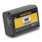 Patona Replacement Battery for Sony NP-FW50, NEX.3, NEX.3C, NEX.5, NEX.5A