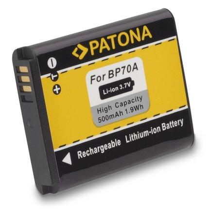 Patona Accu Samsung ES-65, ES-70, PL-80, PL-100, SL-50
