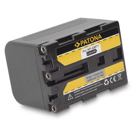 Patona Accu Sony NP-FM71, NP-QM70, NP-FM70, NP-QM7, CCD-TRV138