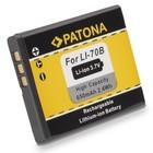 Patona Accu OLYMPUS FE4020 FE4040 FE5040 Li70b Li-70b VG110