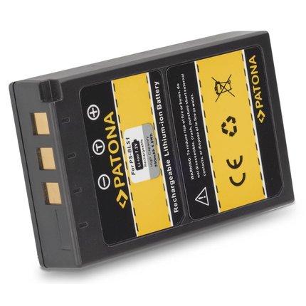 Patona Battery Olympus E400 E410 E420 E450 BLS1 E-PL1 E-P2 E-P1 E-P2