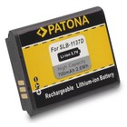 Patona Battery Samsung Digimax i85 L74 Wide NV11 NV24 NV30 HD SLB-1137D