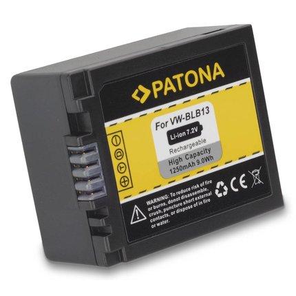 Patona Battery Panasonic DMW-BLB13 DMW-BLB13E DMC-G1 DMC-G1WEG-K