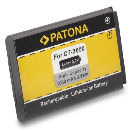 Patona Accu CONTOUR CT-3650 GPS HD 1080P