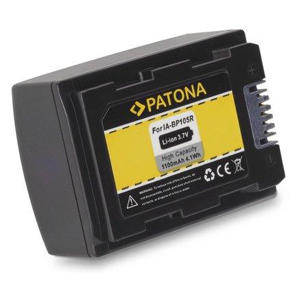 Patona Accu Samsung IA-BP105R IA-BP210 IA-BP210E IA-BP420 IA-BP420E