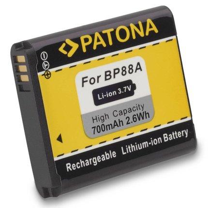 Patona Accu Samsung BP88a DV200 DV300 DV300