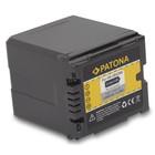 Patona Battery Panasonic VW-VBG260 VW-VBG070 compatible to VW-VBG130