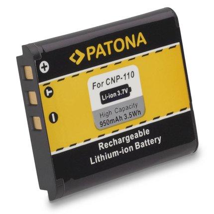 Patona Accu voor JVC BN-VG212U BN-VG212 BN-VG212USM JVC Everio GZ-V500