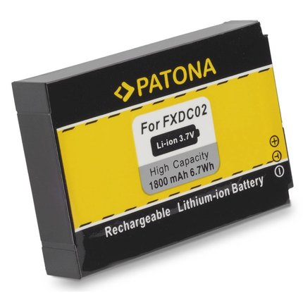 Patona Accu Drift HD Ghost Drift CFXDC02 Drift FXDC02 FXDC02 CFXDC02