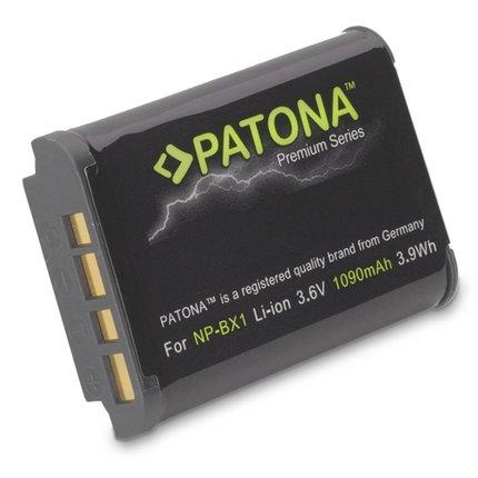 Patona Premium Accu Sony NP-BX1 Sony CyberShot DSC RX100 DSC RX1r