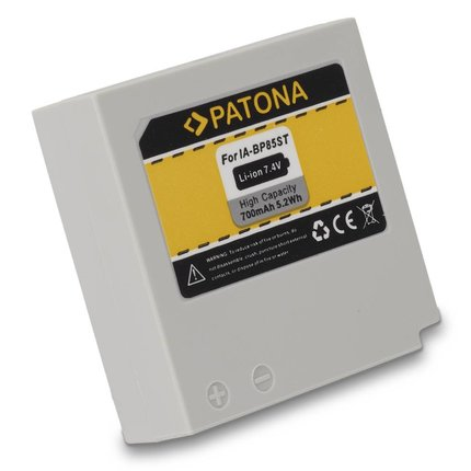 Patona Accu Samsung BP-85ST F33 F34 H104 H105 H106 HMX-H100