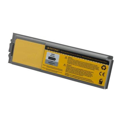 Patona Battery f. Dell Latitude D800 Inspiron 8500 8600 M60 W2391