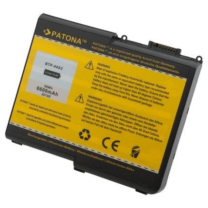 Patona Battery BTP-44A3 BTP-57A1 BTP-45A3 MS2111 FH2 FH2U FHS2111