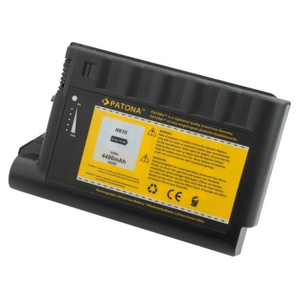 Patona Batteries HP COMPAQ 229783-001, 232633-001, 250848-B25
