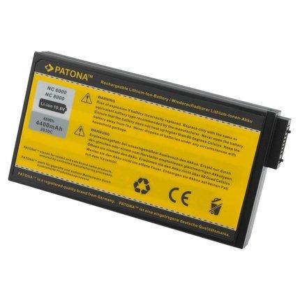 Patona Vervangende accu voor HP Omnibook Pavilion NC8000 NC6000 NX5000 10,8V - 2030