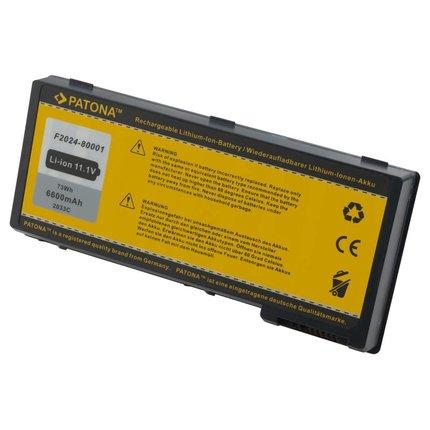 Patona Battery HP F2024-80001, F2111 F2024-80001A, F3928H, F21