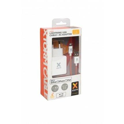 Xtorm Xtorm Lighting USB Kabel + adapter