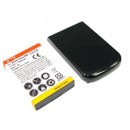 Accu voor Blackberry Bold touch 9900/9850/9860 - 3600 mAh