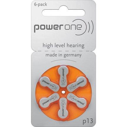 Powerone - Type 13 - Oranje - Blister 6 stuks