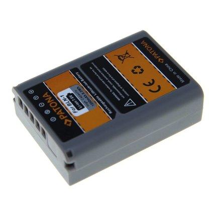 Patona Battery Olympus OM-D E-M5 Stylus XZ-2 Pen E-P5 E-M1 BLN 1 BLN1