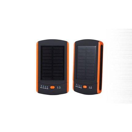 Batts powerbank met zonnepaneel 6000 mAh