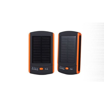 Batts solar power bank with 6000 mAh