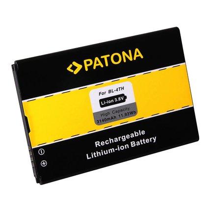 Patona telefoon batterij / accu voor de LG Optimus G Pro, G Pro Lite Dual