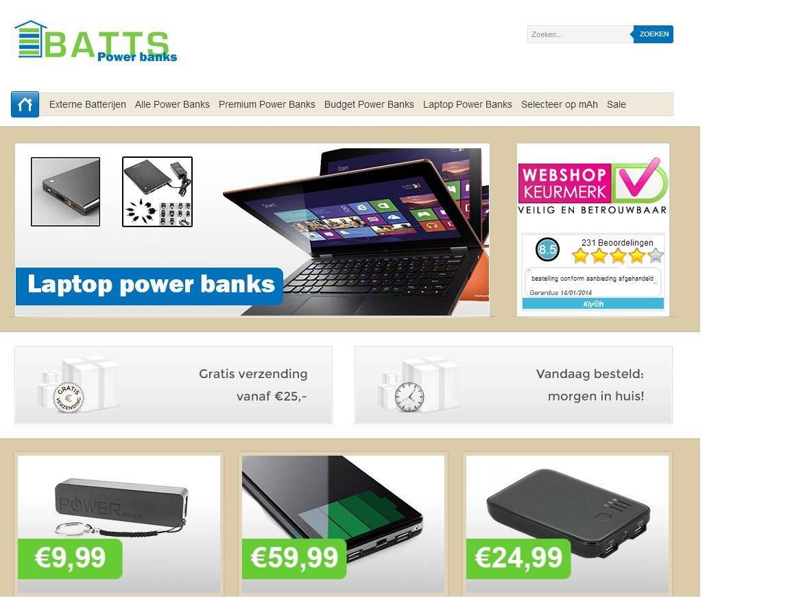 Batts Power Bank