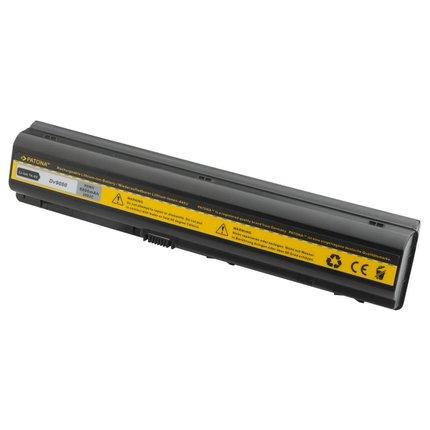 Patona HP PAVILION DV9000 DV9100 DV9200 DV9500 *6,6Ah - extra vermogen