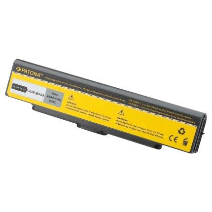 Patona Sony VAIO VGN-AR520 AR550E AR570N AR690E AR605